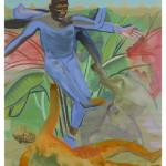 'Geërfde Dromen', 180 x 130 cm, 2013